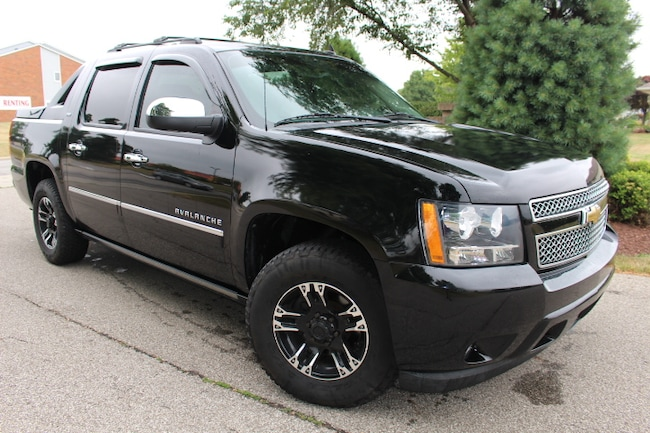 2011 Chevrolet Avalanche LTZ Truck Crew Cab DYNAMIC_PREF_LABEL_AUTO_USED_DETAILS_INVENTORY_DETAIL1_ALTATTRIBUTEAFTER