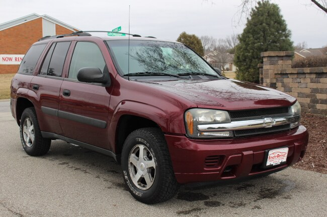 2005 Chevrolet TrailBlazer SUV DYNAMIC_PREF_LABEL_AUTO_USED_DETAILS_INVENTORY_DETAIL1_ALTATTRIBUTEAFTER