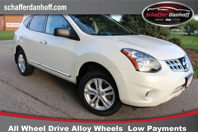 2015 Nissan Rogue Select S SUV DYNAMIC_PREF_LABEL_AUTO_USED_DETAILS_INVENTORY_DETAIL1_ALTATTRIBUTEAFTER