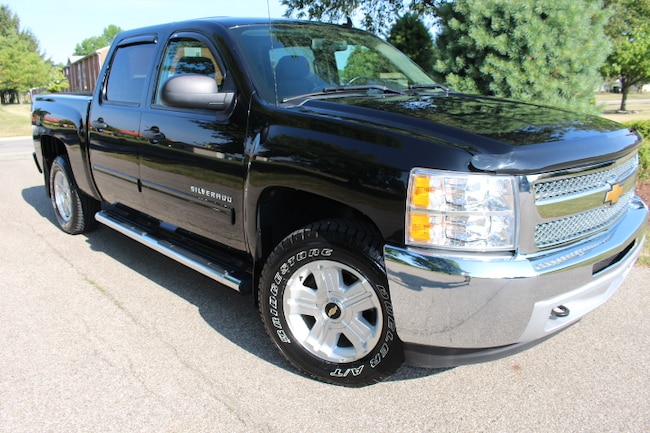 2013 Chevrolet Silverado 1500 LTZ Truck Crew Cab DYNAMIC_PREF_LABEL_AUTO_USED_DETAILS_INVENTORY_DETAIL1_ALTATTRIBUTEAFTER