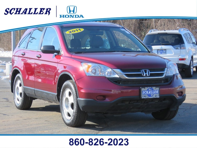 Used 2011 Honda CR-V LX LX 4WD in Berlin CT