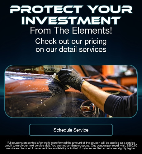 Protect Your Investment From The Elements!
