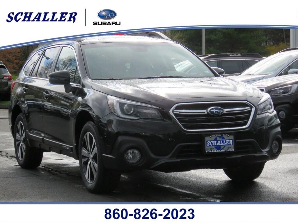 Subaru Dealers In Ct >> New 2019 Subaru Outback Near Hartford In Berlin Ct Buy Today