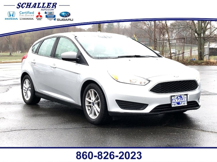 Used 2018 Ford Focus SE SE Hatch in Berlin CT