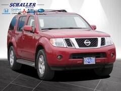 2008 Nissan Pathfinder SE 4WD  V6 SE