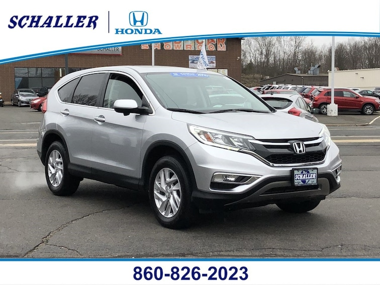 Certified Pre-Owned 2016 Honda CR-V EX AWD AWD  EX in Berlin CT