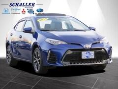 2018 Toyota Corolla SE SE CVT