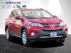 2015 Toyota RAV4 Limited AWD  Limited