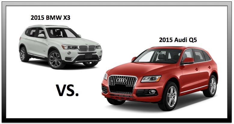 Audi Q Vs BMW X Hoffman Estates IL Audi Hoffman Estates - Audi q3 vs bmw x3