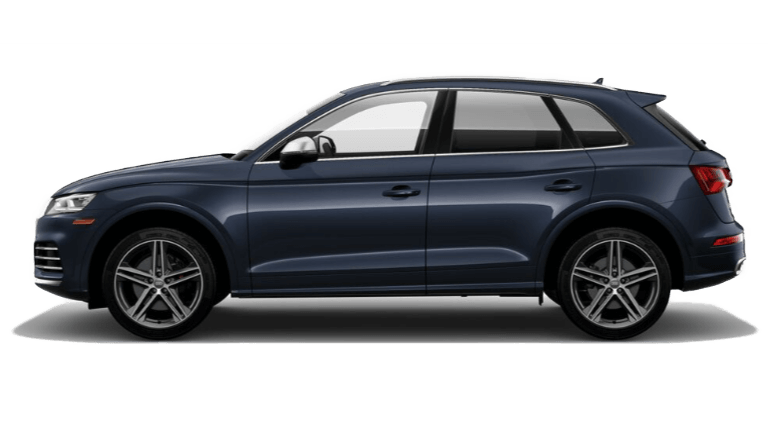 2020 Audi SQ5 side view