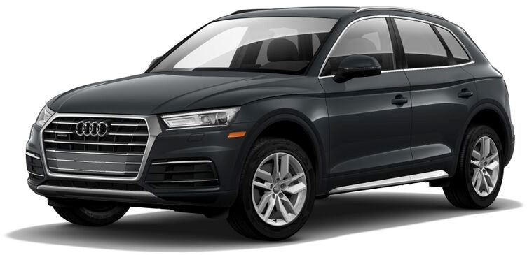 2020 audi q5 lease deal near chicago, illinois