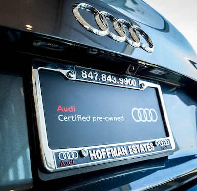 Certified Pro-owned program at Audi Hoffman Estates