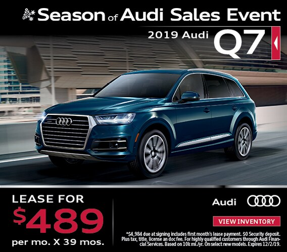 Cars That Start With W >> Audi Dealer Near St Charles New Used Cars Audi