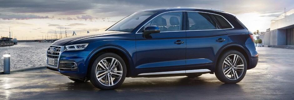 Audi Q Review In Hoffman Estates IL Audi Hoffman Estates - Audi q5 review