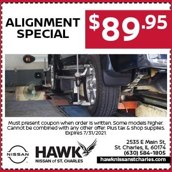 $89.95 Alignment Special