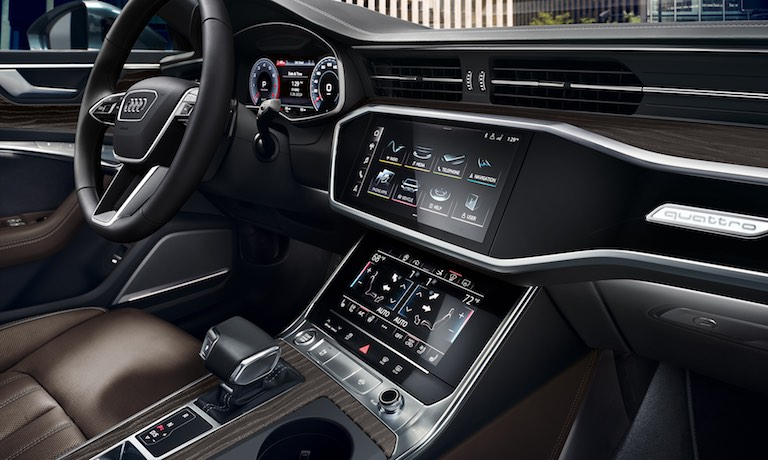 2020 Audi A7 Technology Features