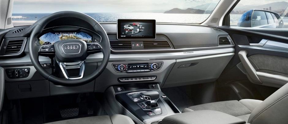 Audi Q5 Msrp >> 2018 Audi Q5 Review in Hoffman Estates, IL | Audi Hoffman ...