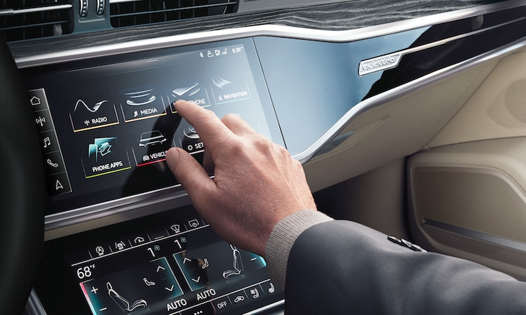 2020 Audi A6 Technology Features