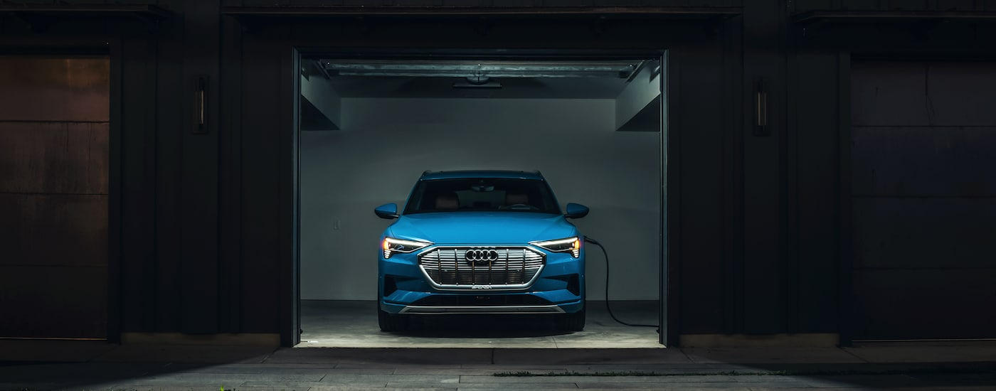 2021 Audi e-tron review image