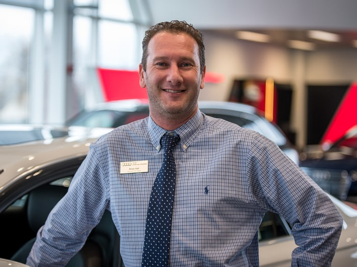 brian hall owner of audi hoffman estates