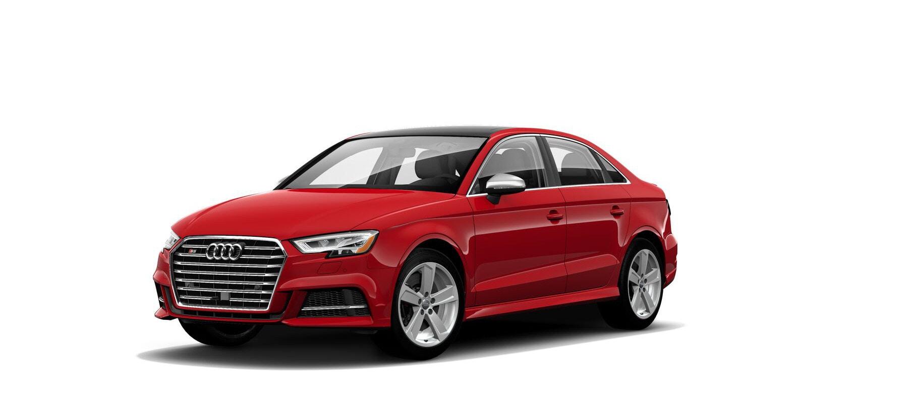 2018 Audi A3 Vs S3 In Schaumburg Il Audi Hoffman Estates