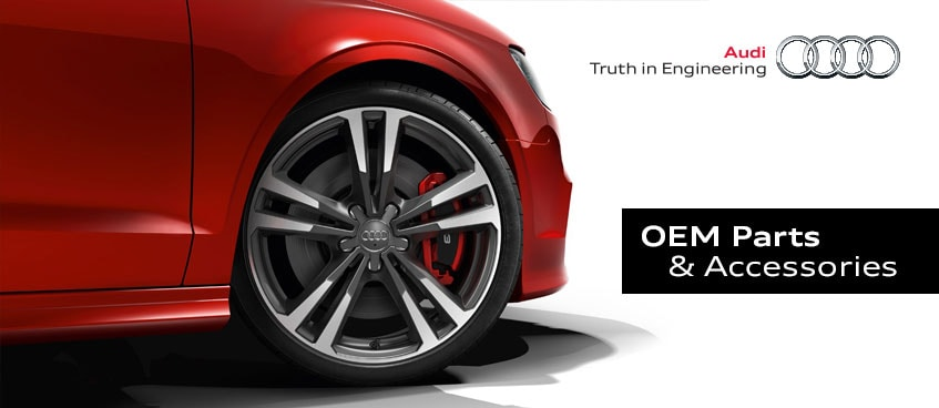 Order OEM Audi Car Parts Online in Hoffman Estates, IL | Audi ...