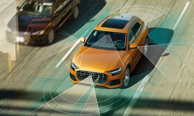2020 Audi Q8 Safety Features & Ratings
