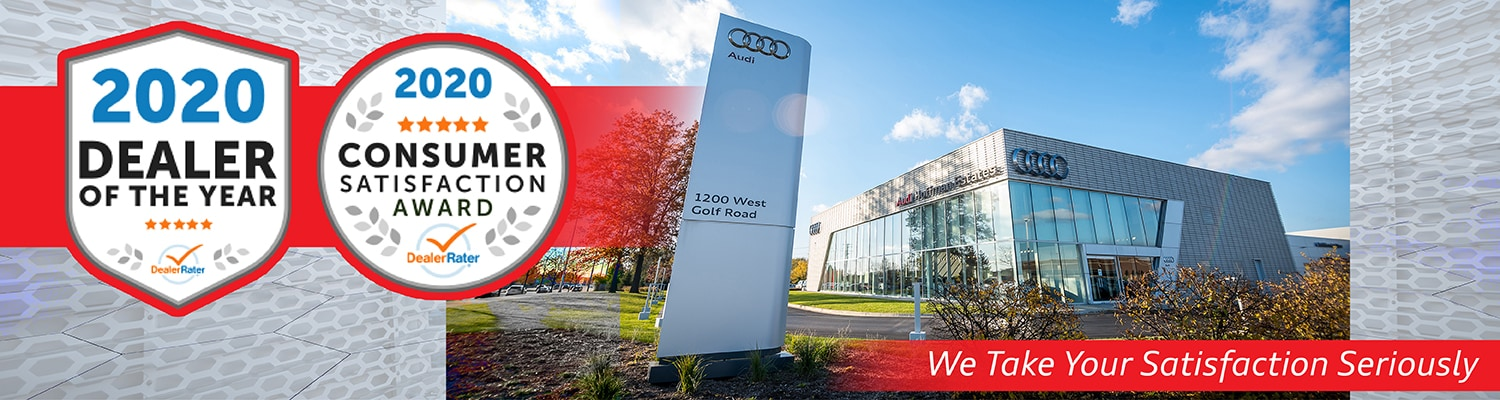 Audi Hoffman Estates - Dealer of the Year