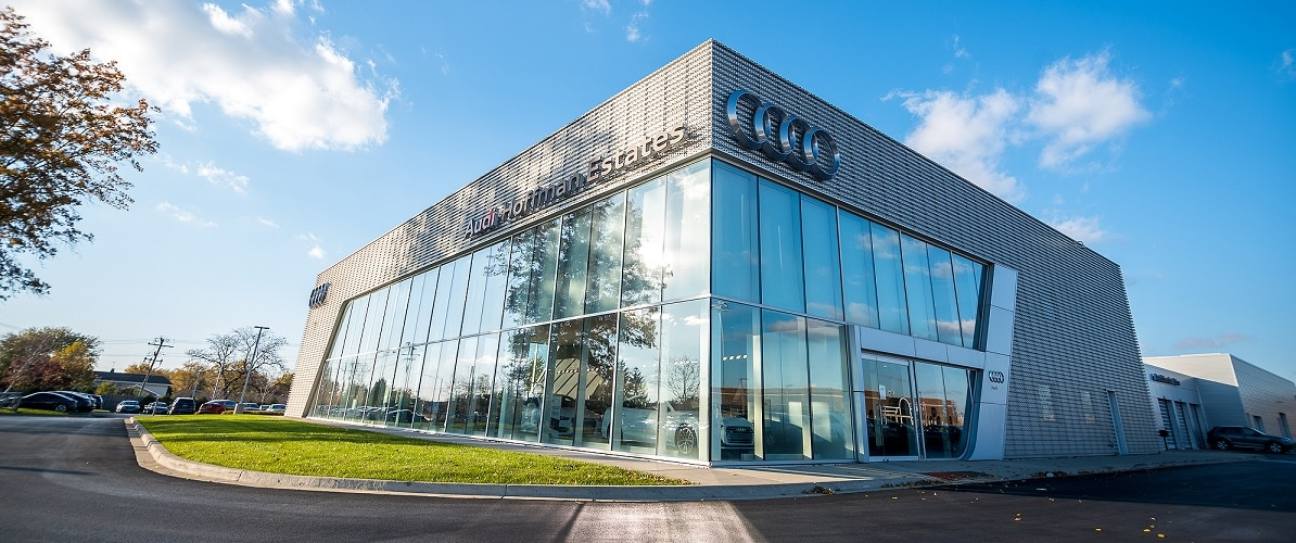 Audi dealership serving Deerfield, IL