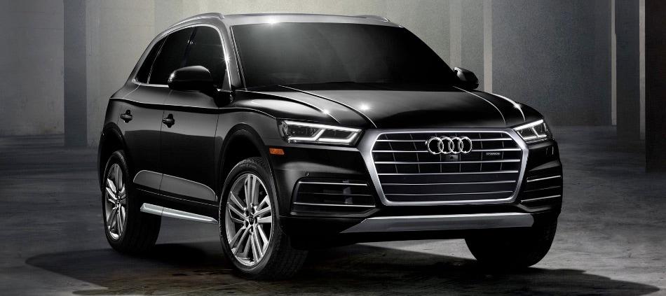 2018 Audi Q5 Trim Comparisons for Schaumburg, IL