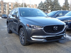 New 2018 Mazda Mazda CX-5 Touring SUV JM3KFACM8J1460196 101537 in Schaumburg, IL
