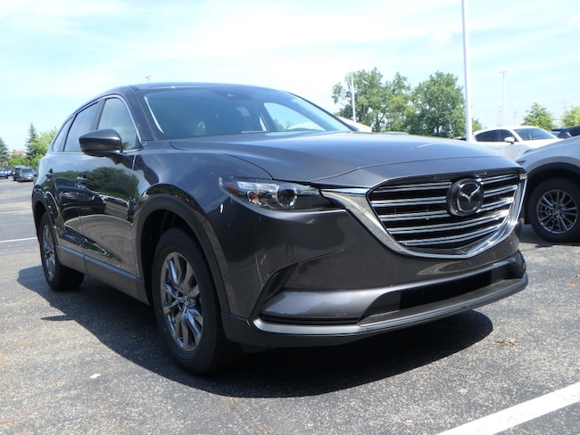 New 2018 Mazda Mazda CX-9 Sport SUV in Schaumburg, IL