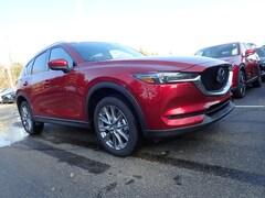 New 2019 Mazda Mazda CX-5 Grand Touring SUV in Schaumburg, IL