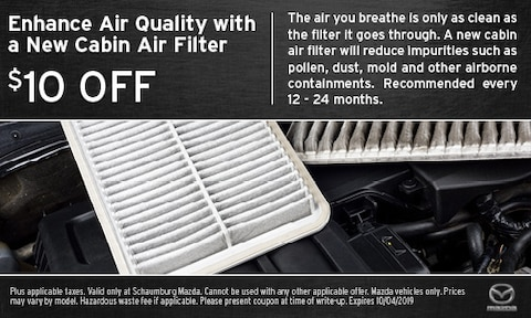 Enhance Air Quality with a new Cabin Air Filter