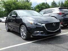 New 2018 Mazda Mazda3 Grand Touring Hatchback 3MZBN1M39JM227140 101299 in Schaumburg, IL