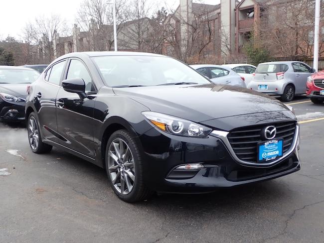 New 2018 Mazda Mazda3 Touring Touring  Sedan 6A in Schaumburg, IL
