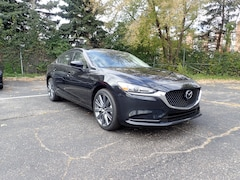 New 2018 Mazda Mazda6 Touring Sedan JM1GL1VM7J1326042 101598 in Schaumburg, IL