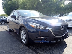 New 2018 Mazda Mazda3 Sport Sedan 3MZBN1U72JM234174 101379 in Schaumburg, IL