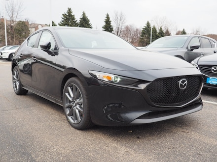 2019 Mazda Mazda3 Hatchback Base AWD Base  Hatchback