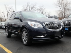 Used 2016 Buick Enclave Leather AWD Leather  Crossover 5GAKVBKD1GJ156589 for sale in Schaumburg, IL at Napleton's Schaumburg Mazda
