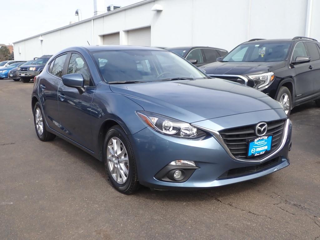 2016 Mazda Mazda3 i Touring i Touring  Hatchback 6A