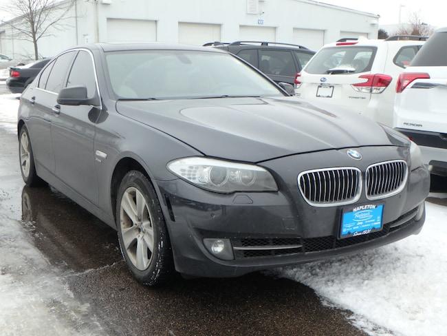 2012 BMW 5 Series 528i Xdrive AWD 528i xDrive  Sedan