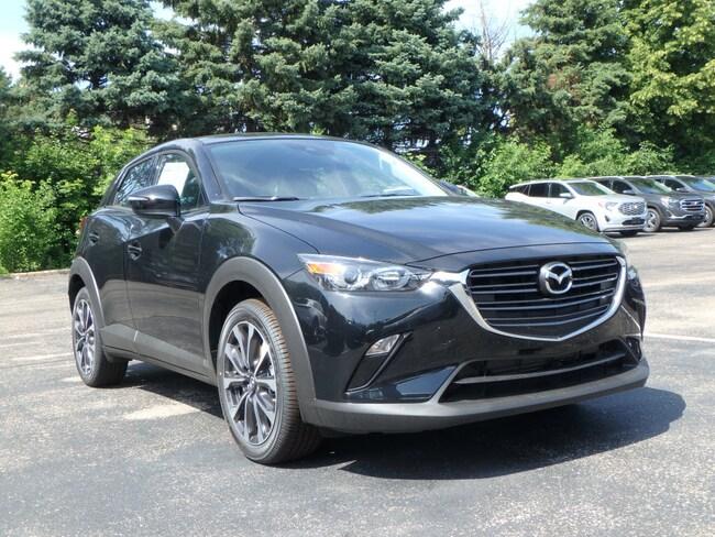 New 2019 Mazda Mazda CX-3 Touring SUV in Schaumburg, IL