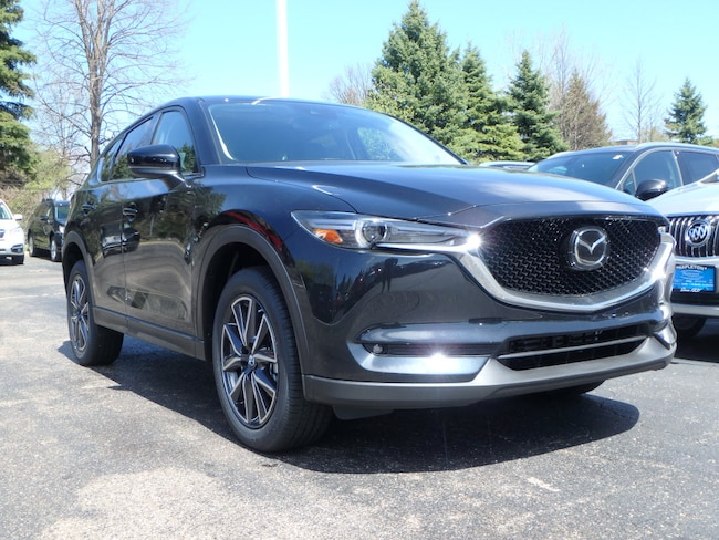 New 2017 Mazda Mazda CX-5 Grand Touring SUV in Schaumburg, IL