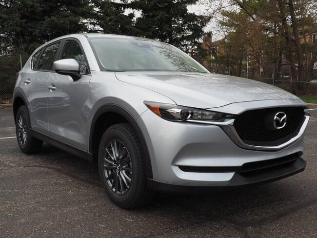 New 2019 Mazda Mazda CX-5 Sport SUV in Schaumburg, IL