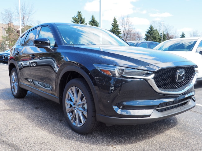 New 2019 Mazda Mazda CX-5 Grand Touring Reserve SUV in Schaumburg, IL