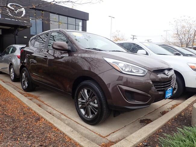 2014 Hyundai Tucson GLS GLS  SUV
