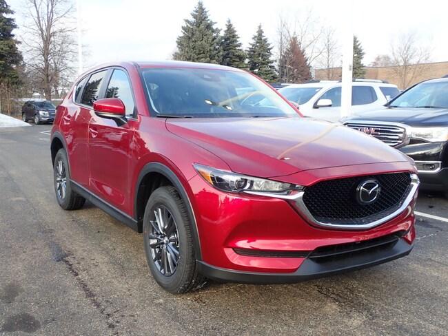 New 2019 Mazda Mazda CX-5 Touring SUV in Schaumburg, IL