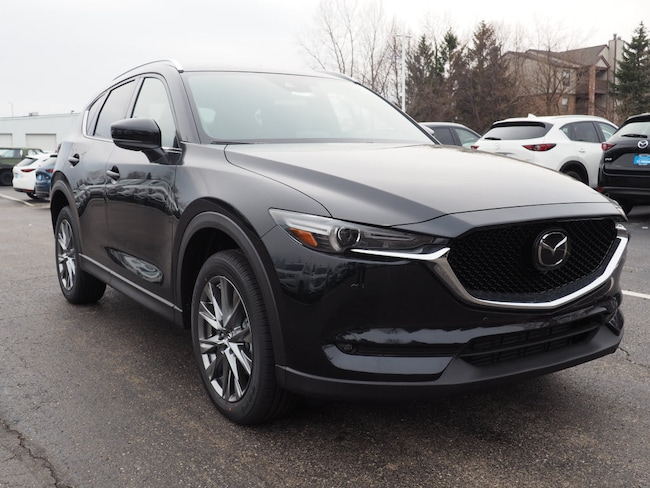 New 2019 Mazda Mazda CX-5 Signature SUV in Schaumburg, IL