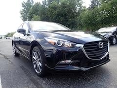 New 2018 Mazda Mazda3 Touring Hatchback 3MZBN1L34JM172288 101400 in Schaumburg, IL